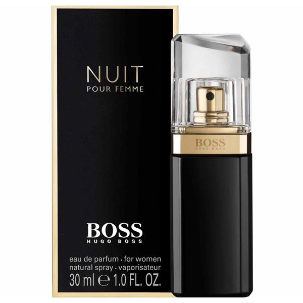 ugo boss donna  Boss Nuit Pour Femme Hugo Boss - una fragranza da donna 2012