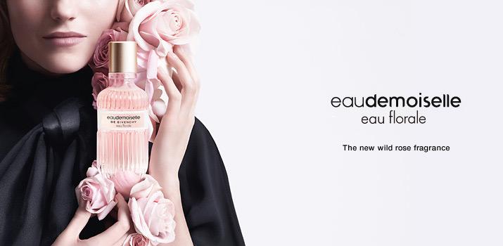 Eaudemoiselle de Givenchy Eau Florale Givenchy parfum - een geur voor dames  2012