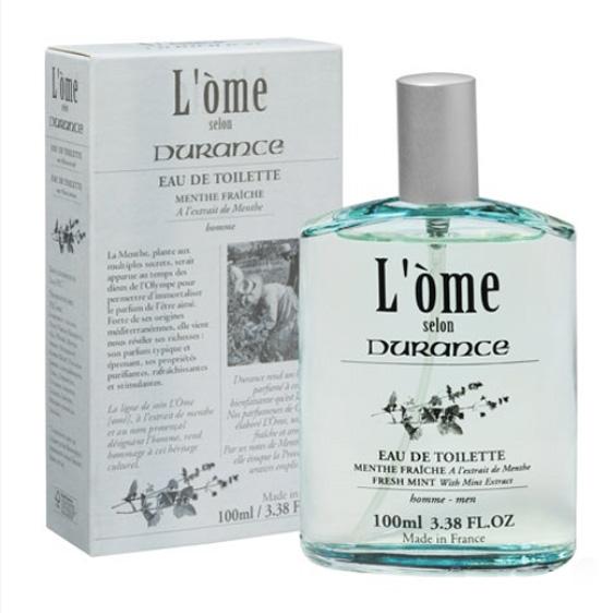 Parfum En Provence Un Pour Durance 2012 Fresh Homme Mint Cologne 5L34jAR