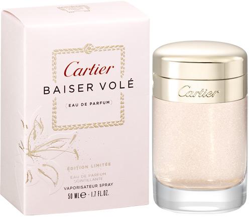 Baiser Volé Shimmering Eau De Parfum Spray Cartier Perfume A