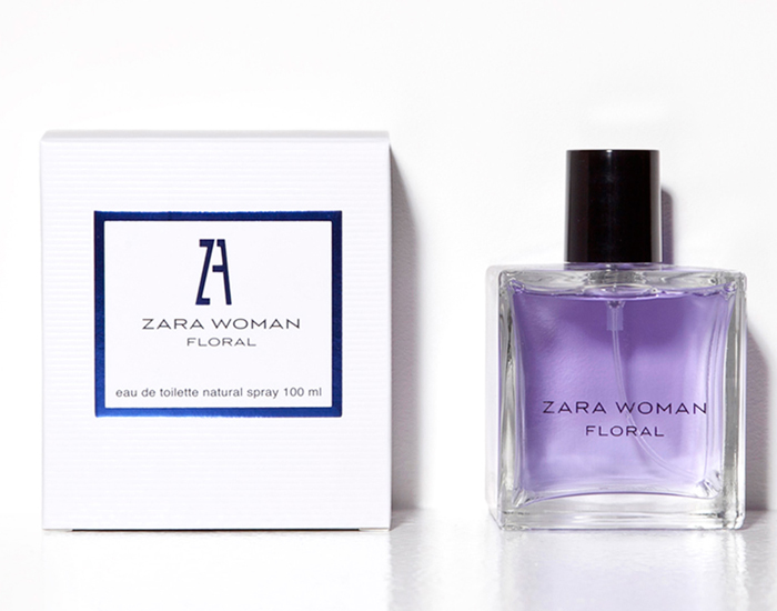 Floral Zara Perfume A Fragrance For Women