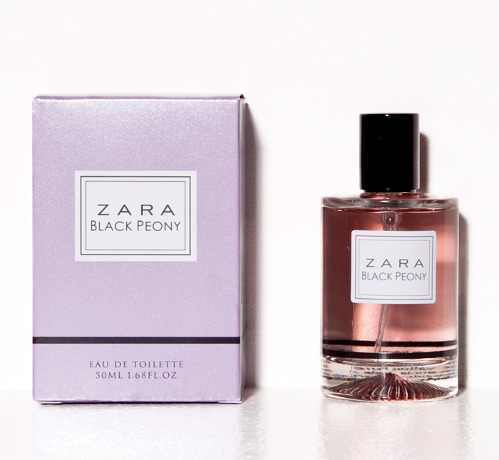 Black Peony Zara Perfume A Fragrance For Women 2011