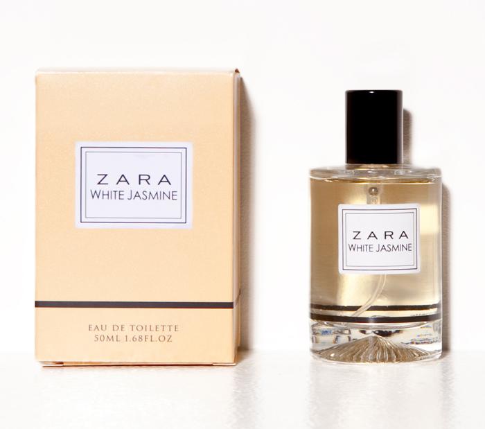 White Jasmine Zara Perfume A Fragrance For Women 2011