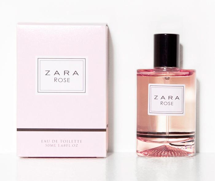 Rose Zara Perfume A Fragrance For Women 2011