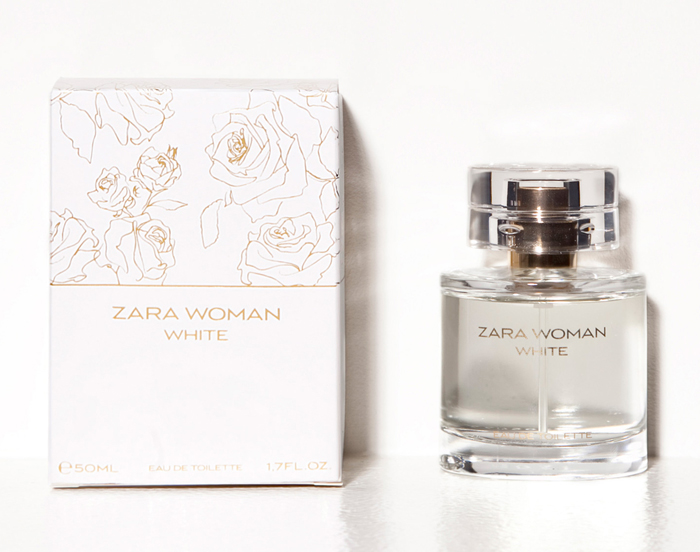Eau For Zara Women De White Toilette jVLqzpSUMG