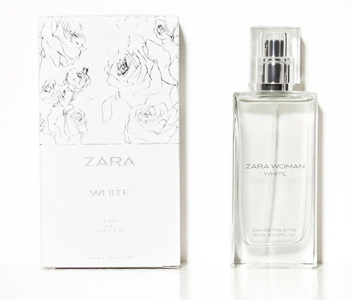 Zara White Eau De Toilette Zara аромат аромат для женщин