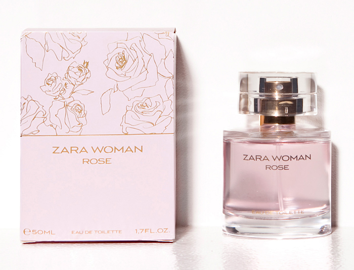 Zara Rose Eau De Toilette Zara Perfume A Fragrance For Women