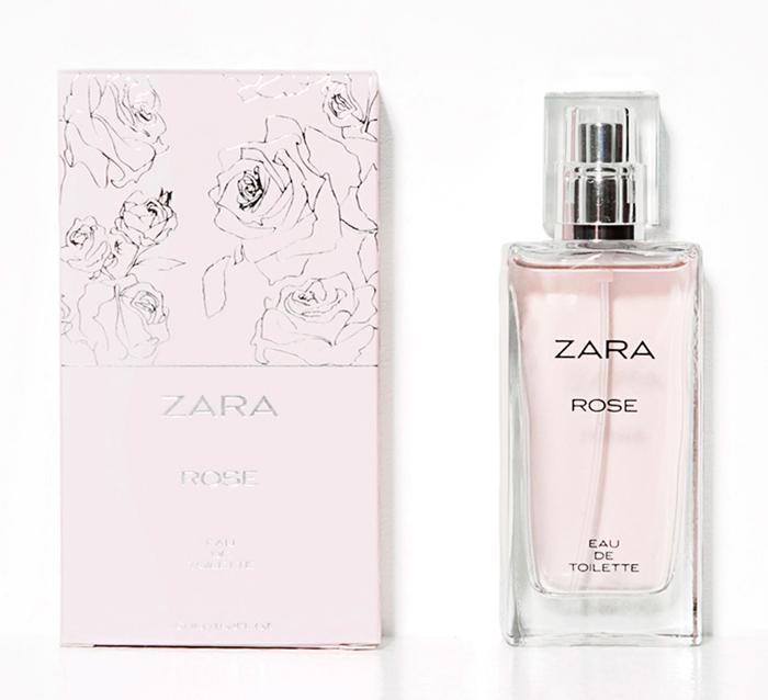 Un Parfum De Zara Eau Rose Toilette Pour Femme Rjc4Lq5A3S