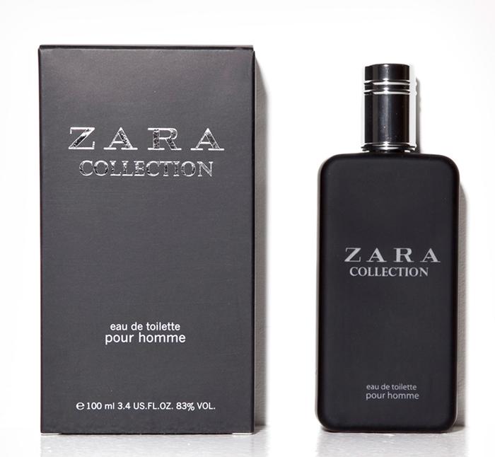 Un Parfum Man Homme Pour Zara Collection Cologne QCdtshr