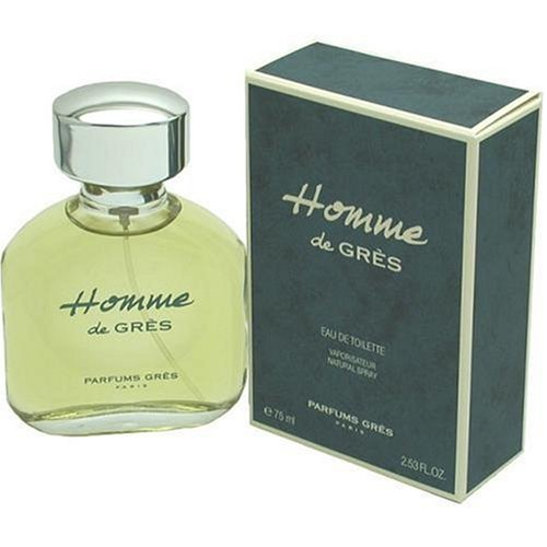 homme de gres gres cologne - a fragrance for men 1996