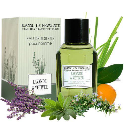 Image D Olivier bois d'olivier & cade jeanne en provence cologne - a fragrance
