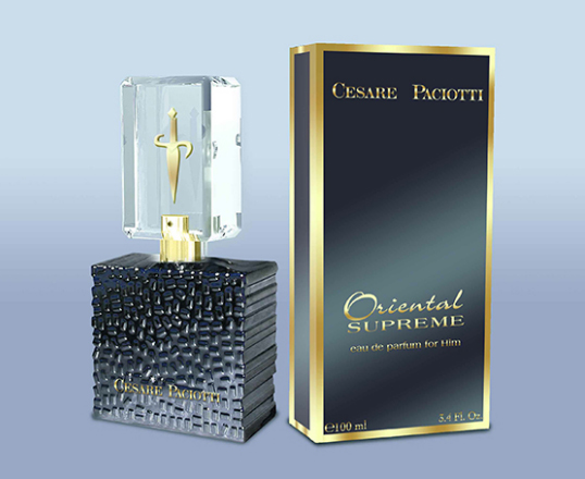 Oriental Supreme for Him Cesare Paciotti - una fragranza da uomo 2013 f91677d4069