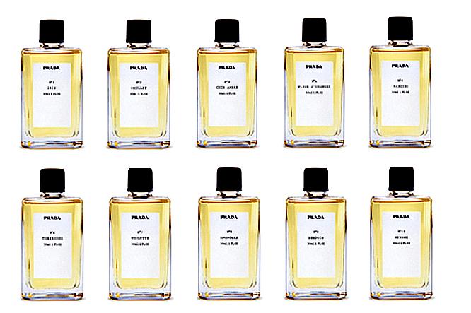 Prada Pour No4 Fleurs D'oranger Homme Et Un Femme Parfum dCxerEoQWB