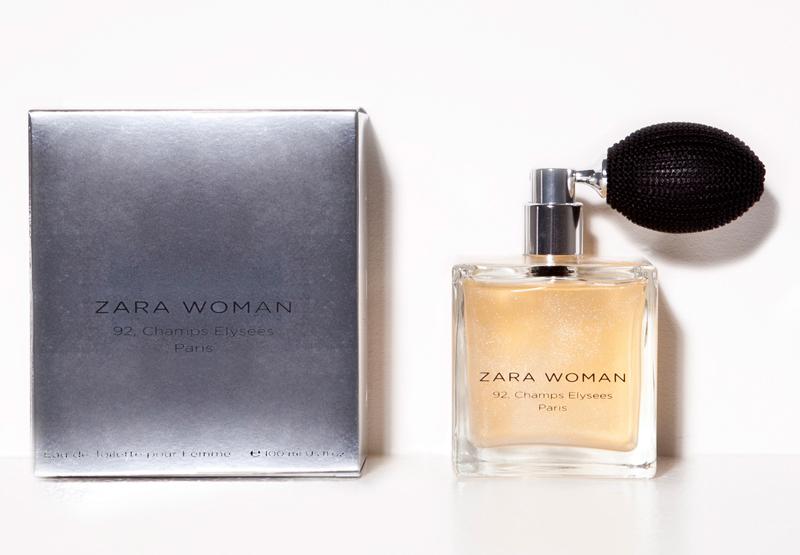 Paris Nº92 Champs Elysees Zara аромат аромат для женщин 2012