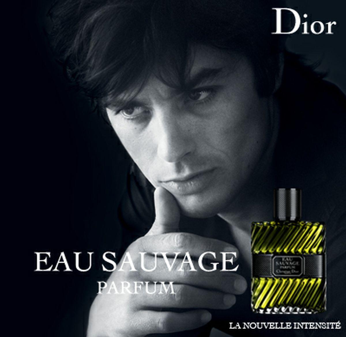 Eau Sauvage Parfum Christian Dior Cologne Un Parfum Pour Homme 2012