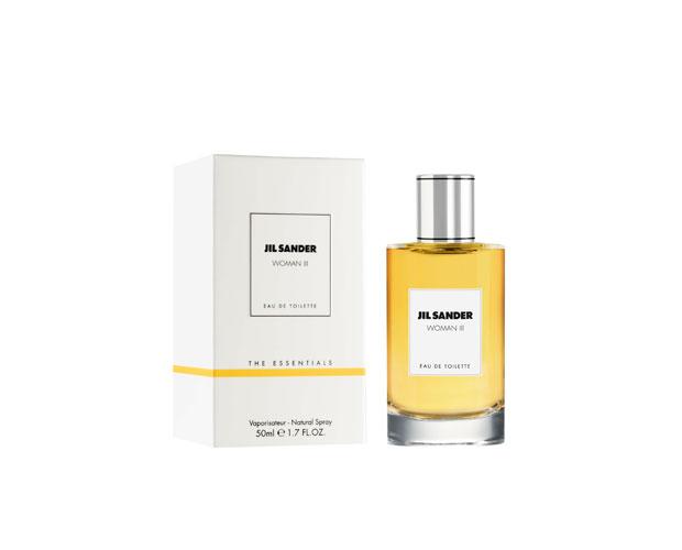 The Essentials Woman III Jil Sander parfum een geur voor