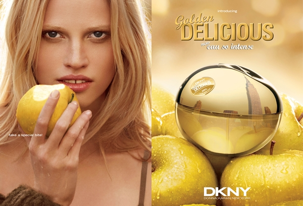 DKNY Golden Delicious Eau So Intense Donna Karan fragancia - una fragancia  para Mujeres 2012