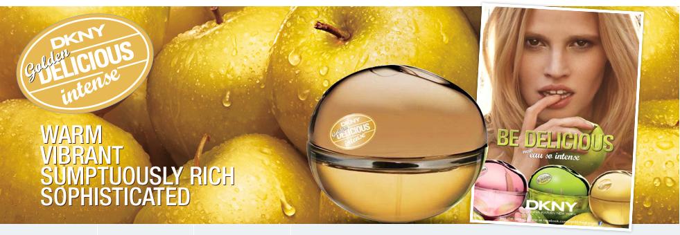 DKNY Golden Delicious Eau So Intense Donna Karan аромат — аромат для женщин  2012