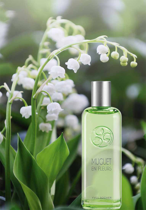 Muguet En Fleurs Yves Rocher Perfume A Fragrance For Women 2013