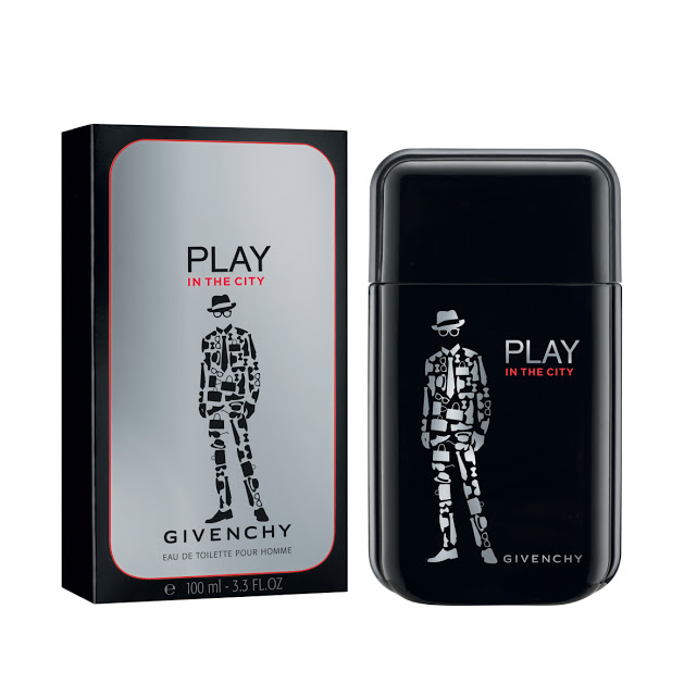 Play In The City For Him Givenchy Cologne A Fragrance For Men 2013