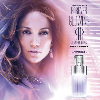 Forever Glowing Jennifer Lopez Perfume A Fragrance For