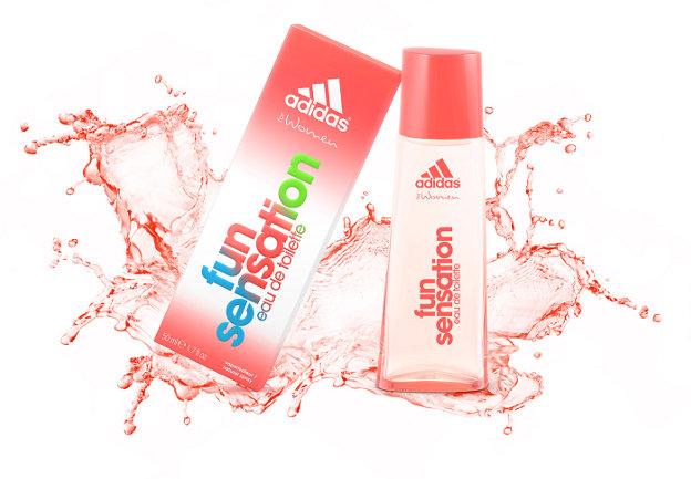 Fun Sensations Adidas Perfume A Fragrance For Women 2013