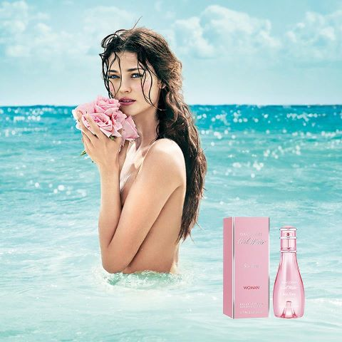 Cool Water Sea Rose Davidoff parfum - een geur voor dames 2013