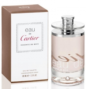 2b723a2b5c1 Eau de Cartier Essence de Bois Cartier for women and men Pictures ...