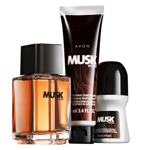 Musk Wood Avon Cologne A Fragrance For Men 2013