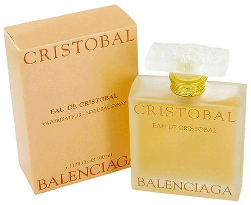 Cristobal Femme Balenciaga Femme Balenciaga Parfum Parfum Parfum Cristobal PkXuZiO
