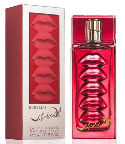c424069399b RubyLips Salvador Dali perfume - a fragrance for women 2004