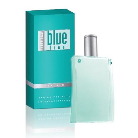 Individual Blue Free Avon Cologne A Fragrance For Men 2012