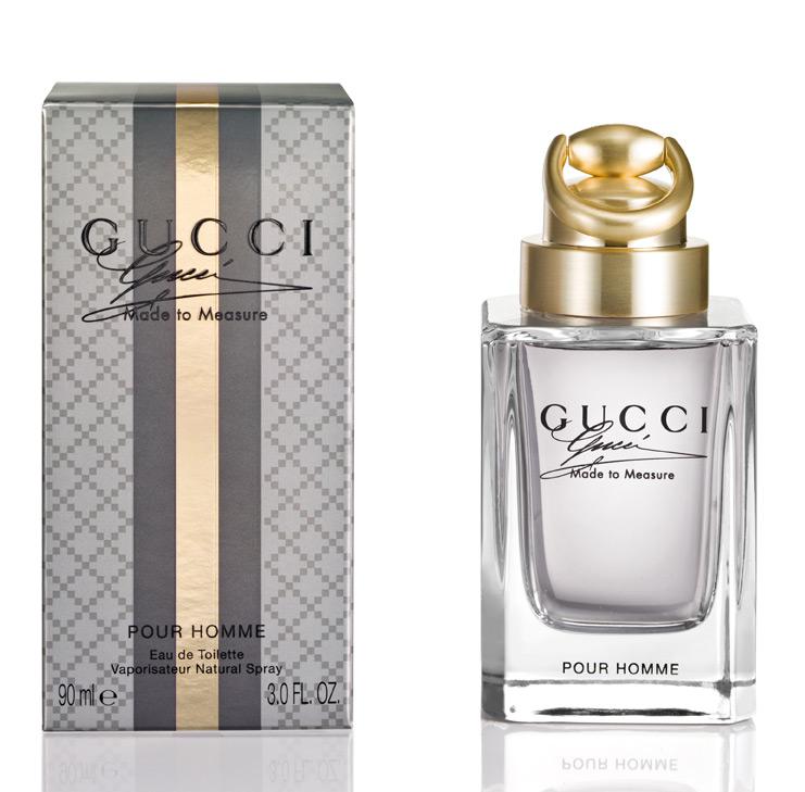 Made To Measure Gucci Colonie Un Parfum De Barbati 2013
