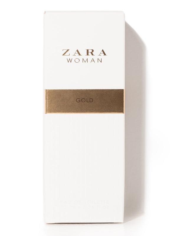 Woman Gold Zara 2013 Pour Femme PX8n0kwO