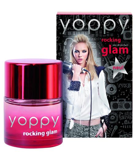 Rocking Glam Yoppy Perfume A Fragrance For Women 2012