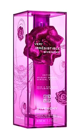 Very Velvet Sensual Givenchy Parfum Pour Irresistible Un BeCordxW