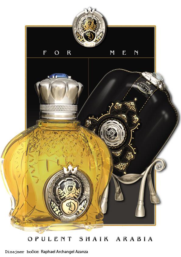 Opulent Shaik Classic No 77 Shaik Cologne A Fragrance For Men
