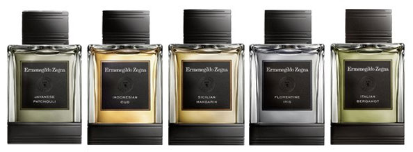 0fecd1aea6e10 Florentine Iris Ermenegildo Zegna - una fragranza da uomo 2012