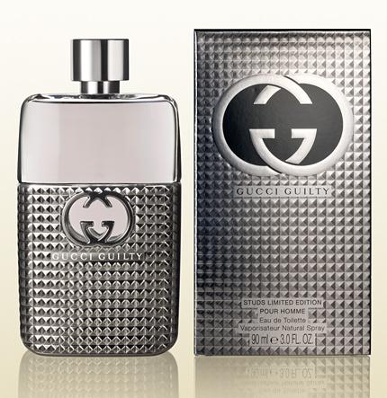Gucci Guilty Studs Pour Homme Gucci одеколон аромат для мужчин 2013