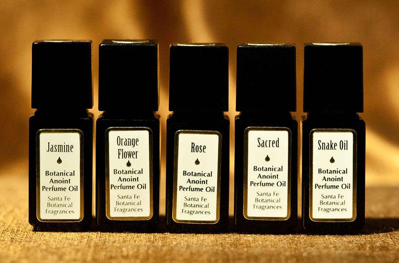 Snake Oil Santa Fe Botanical Natural Fragrance Collection Perfume