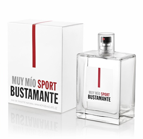Muy Mio Sport David Bustamante Cologne A Fragrance For Men 2013