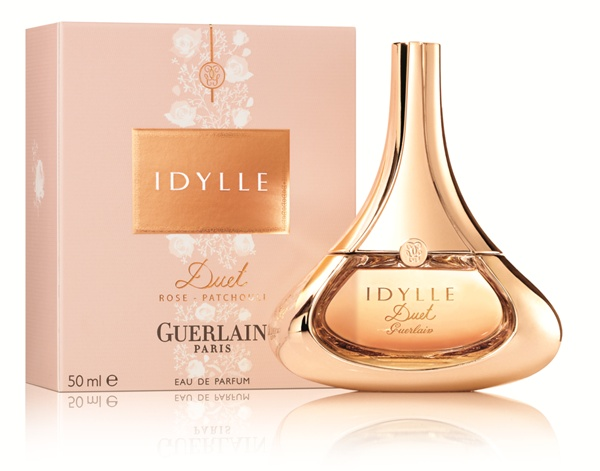 Women Perfume Fragrance Rose For Idylle Patchouli Guerlain Duet A 2014 kiuOXTPZ