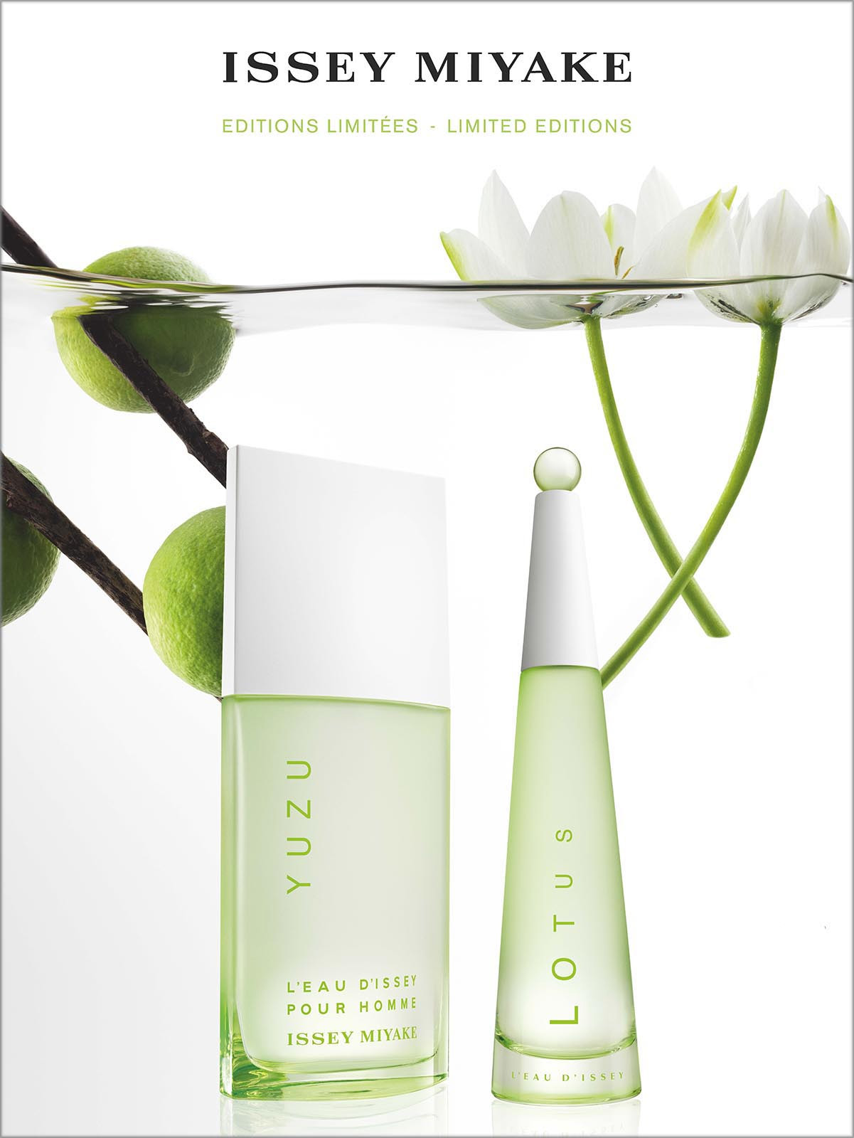 Leau Dissey Lotus Issey Miyake Perfume A Fragrance For Women 2014