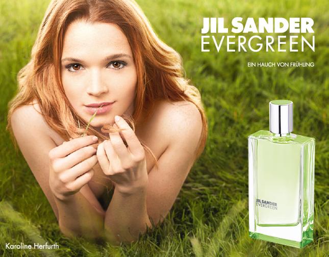 Evergreen Jil Sander parfum - een geur voor dames 2014