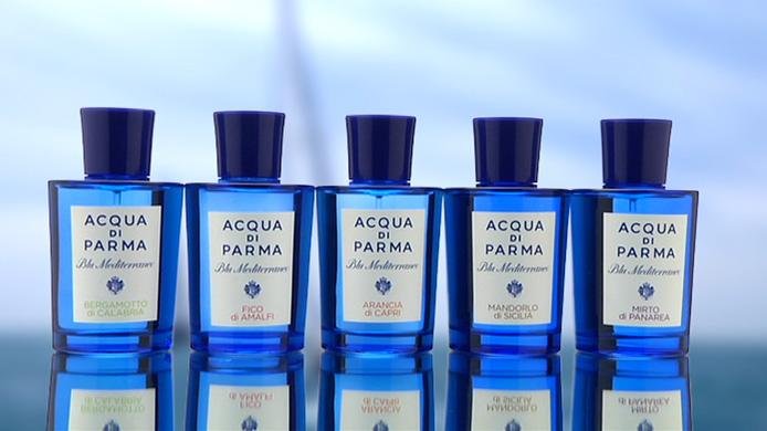 Femme Mediterraneo Acqua Fico Pour Homme Amalfi Di Parma Blu Et 8knP0wOX