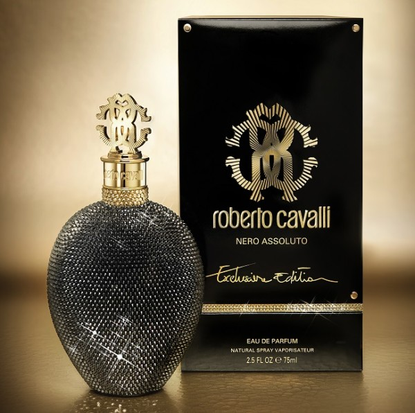 1009d57ba7124 ... Roberto Cavalli Nero Assoluto Exclusive Edition Roberto Cavalli Feminino  Imagens