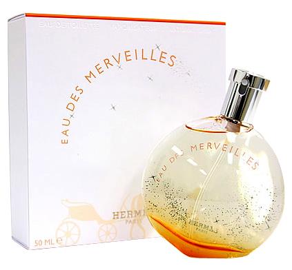 hermes parfum eau des merveilles