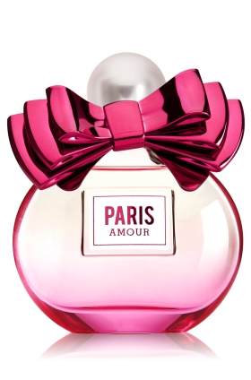 Bath And Body Works Paris Amour Notes