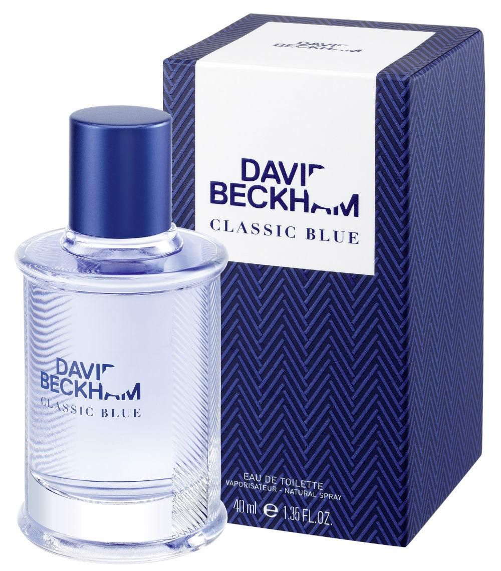 Classic Blue David Beckham Cologne A Fragrance For Men 2014