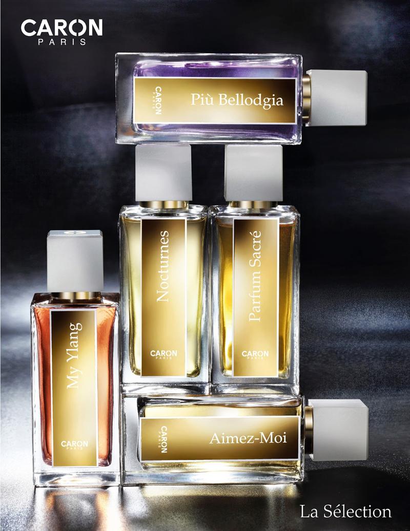 Selection Aimez Un Femme Parfum 2013 La Caron Moi Pour Y6yb7fg